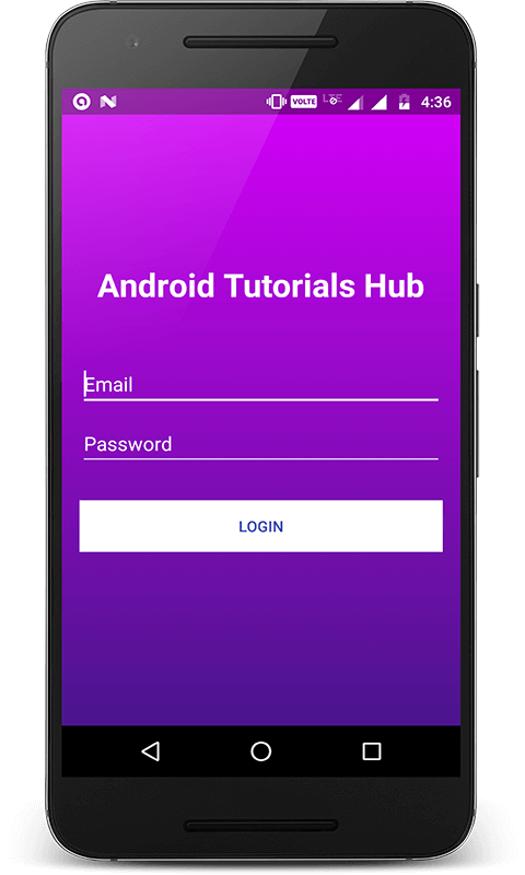 Animated Gradient Background in Android - Android Tutorials Hub
