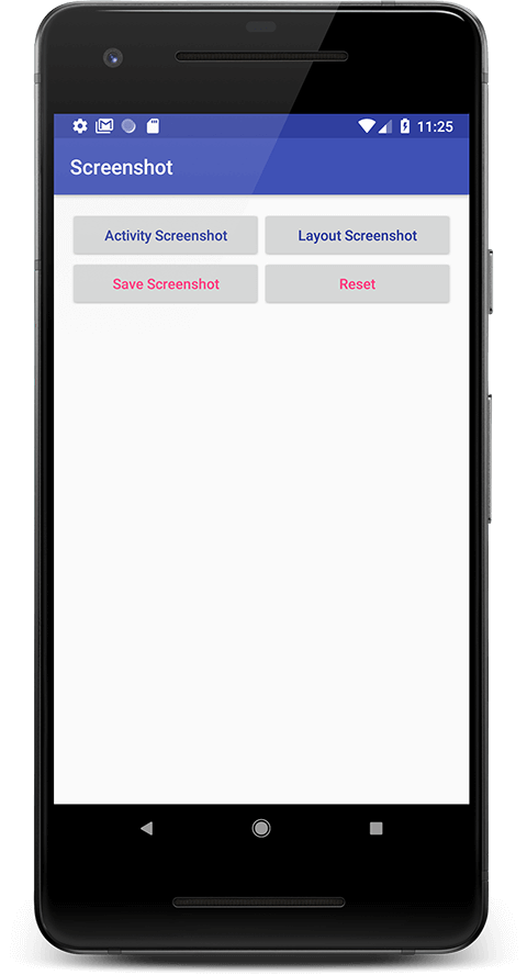 Android take screenshot programmatically - Android Tutorials Hub